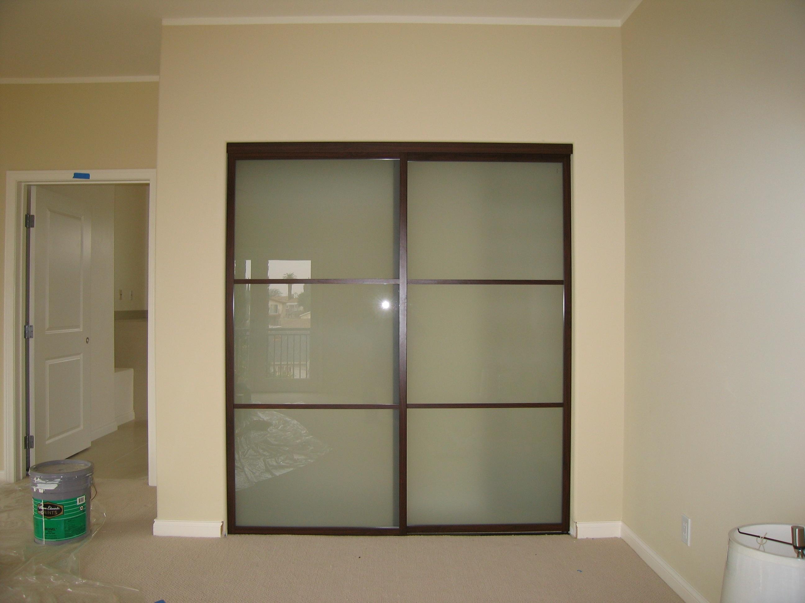 Wall Hung Sliding Glass Doors