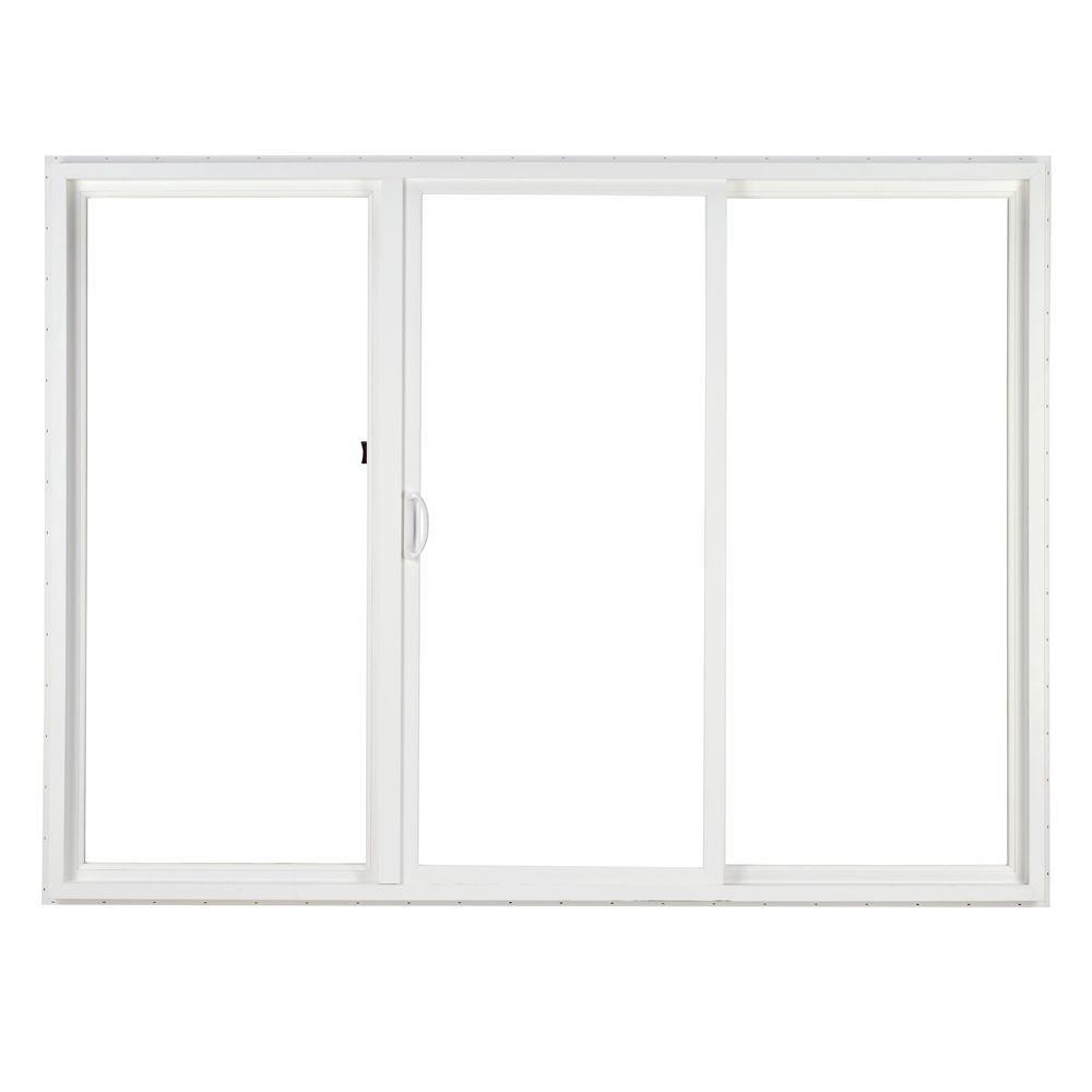3 Panel Sliding Glass Doors