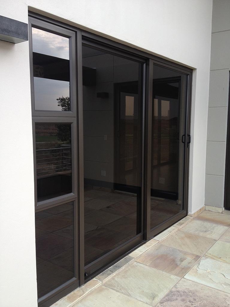 Aluminium Sliding Doors With Sidelightspalace doors