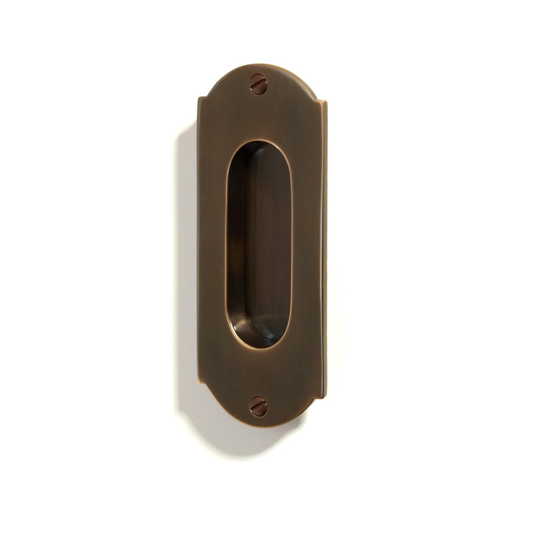 Antique Brass Sliding Door Handles