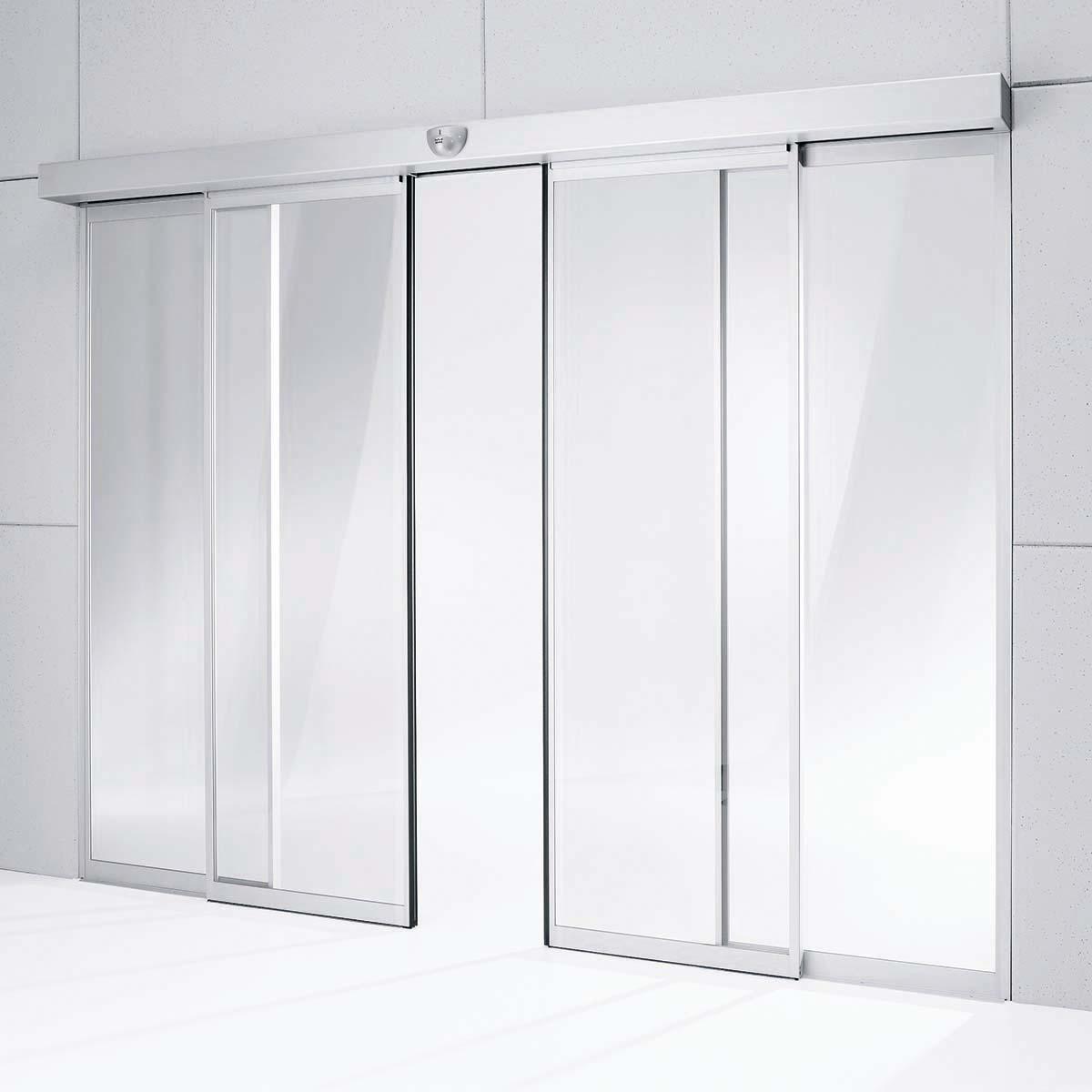 Automatic Sliding Glass Doors Revit1200 X 1200