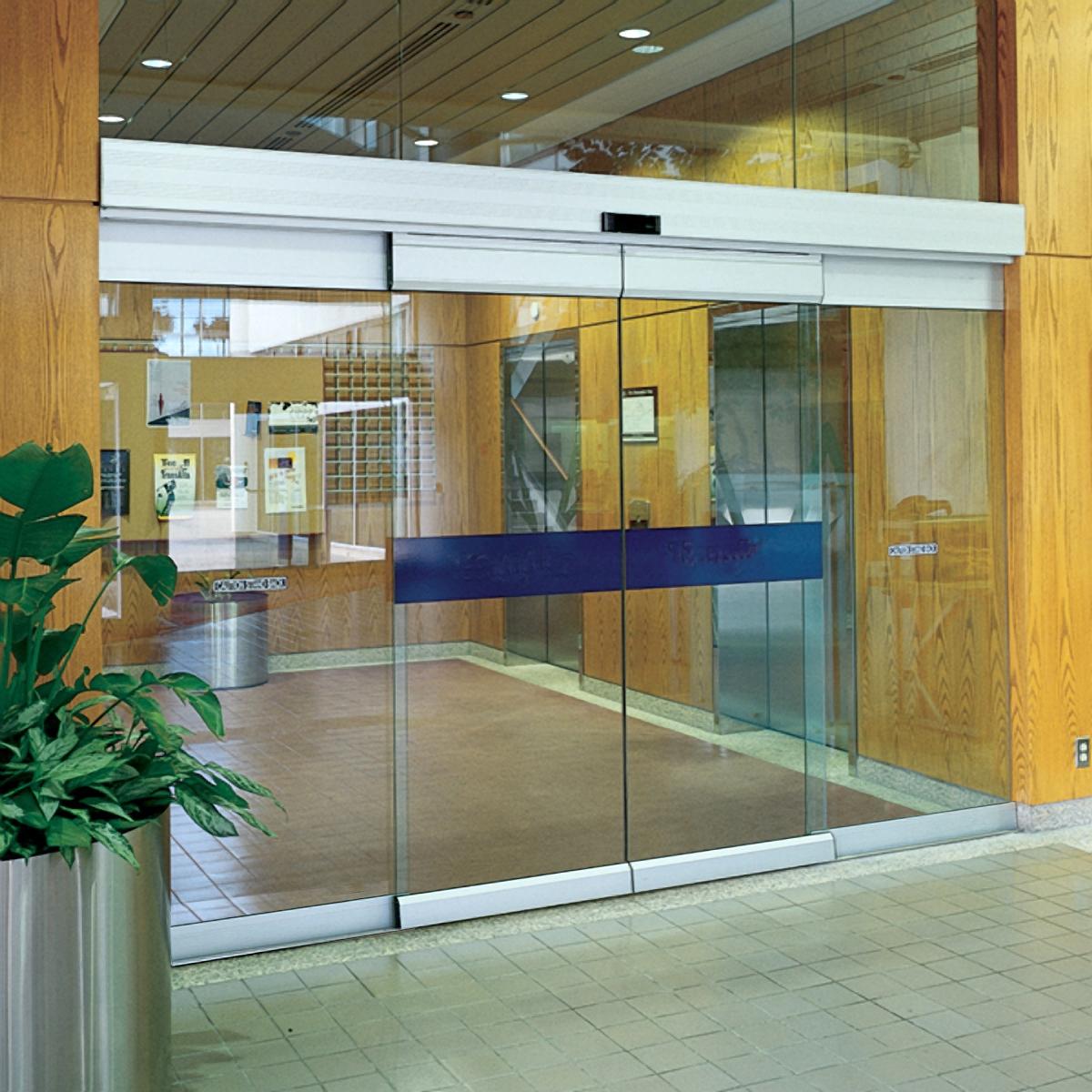 Automatic Sliding Glass Doors1200 X 1200