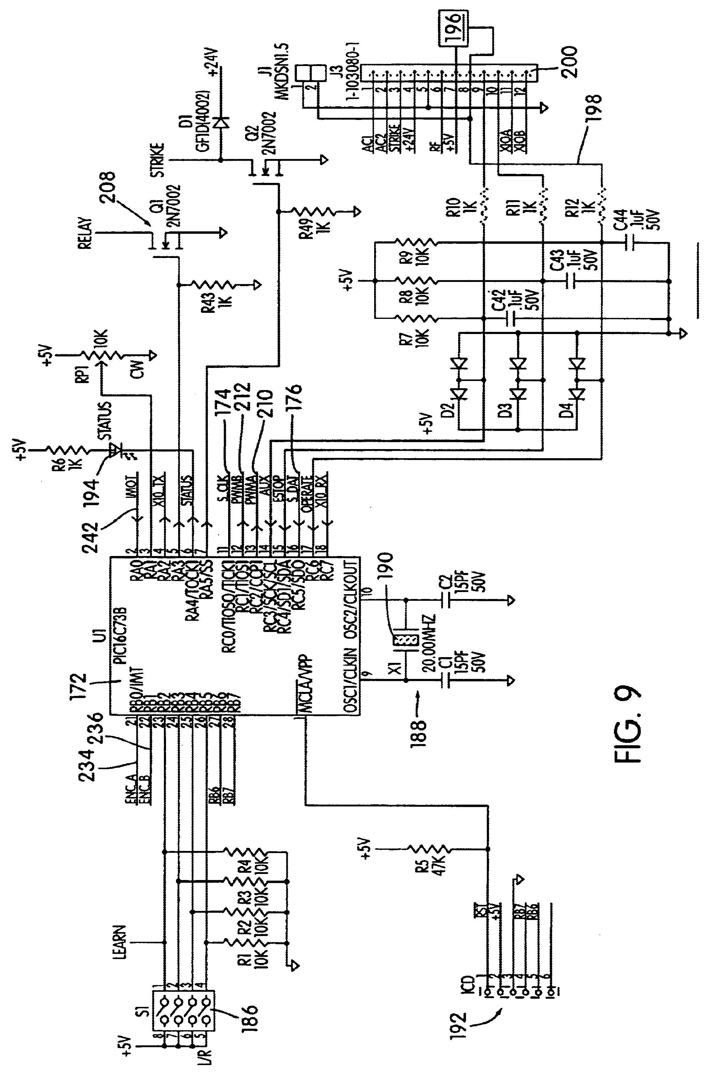 Besam Automatic Sliding Door Wiring Diagram