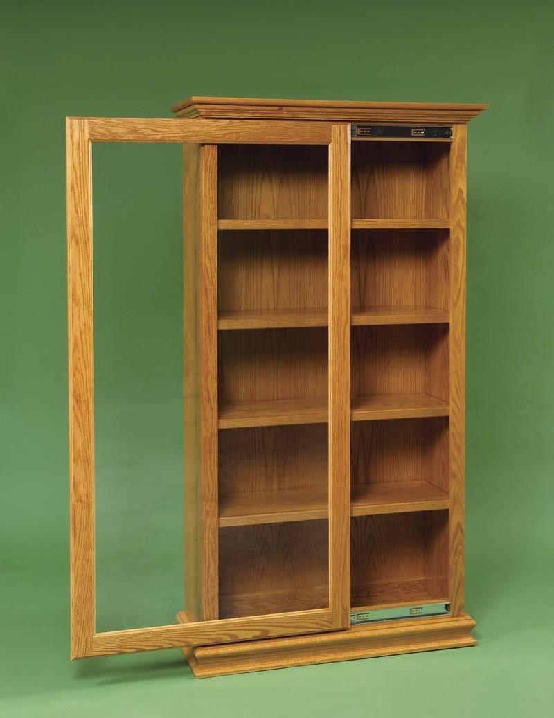 Bookshelves Sliding Doorsbookcase with sliding doors saudireiki