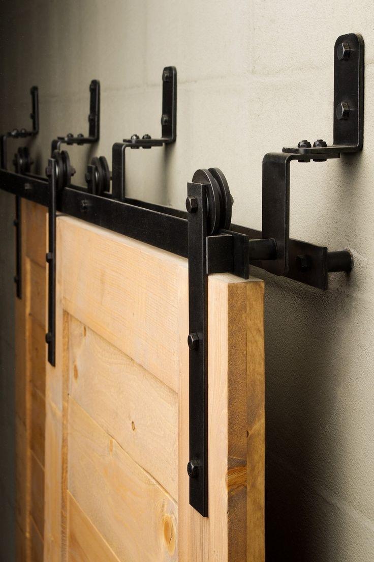 Brackets For Sliding Barn Doors