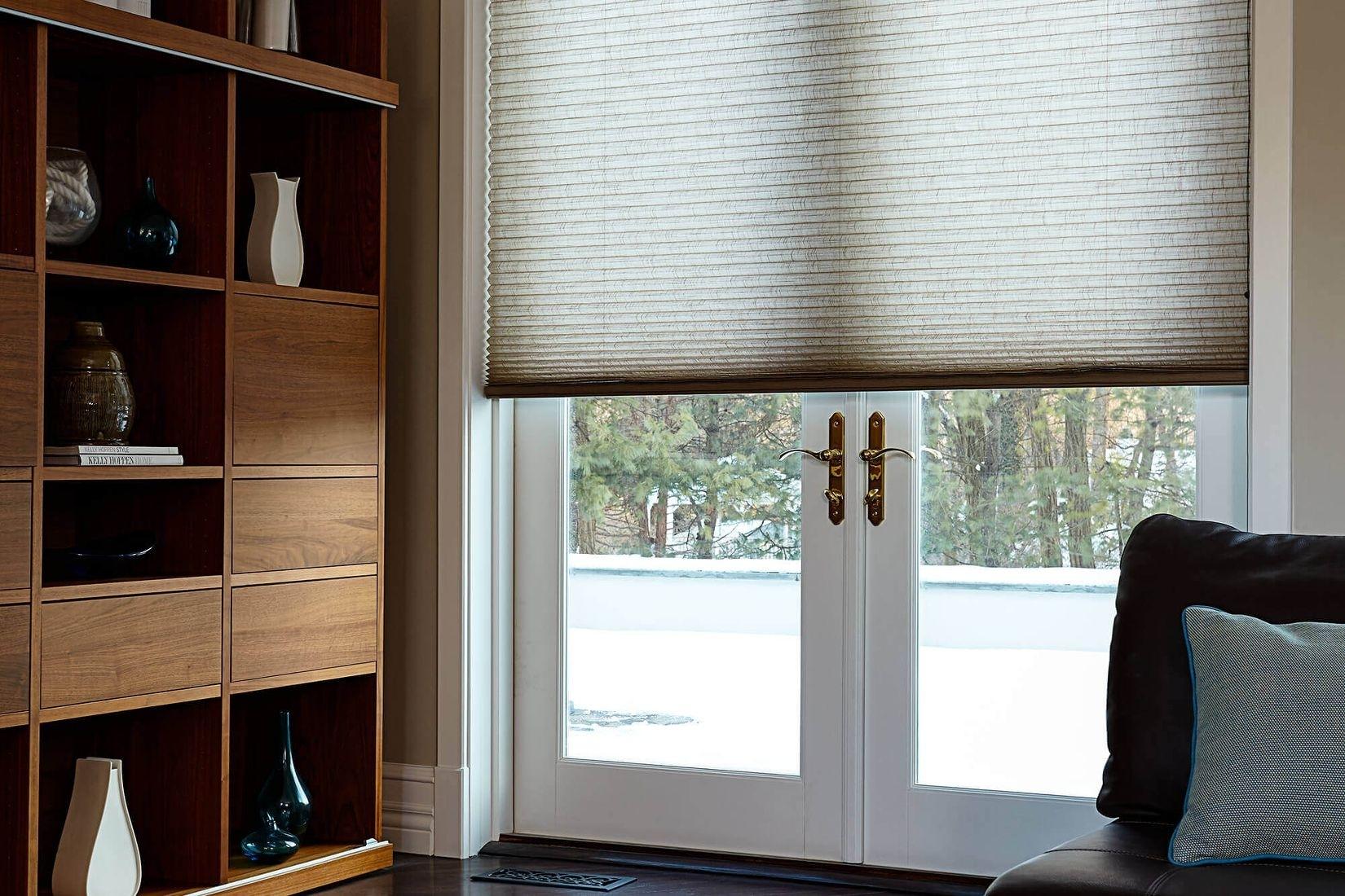 Cordless Cellular Shades For Sliding Glass DoorsCordless Cellular Shades For Sliding Glass Doors