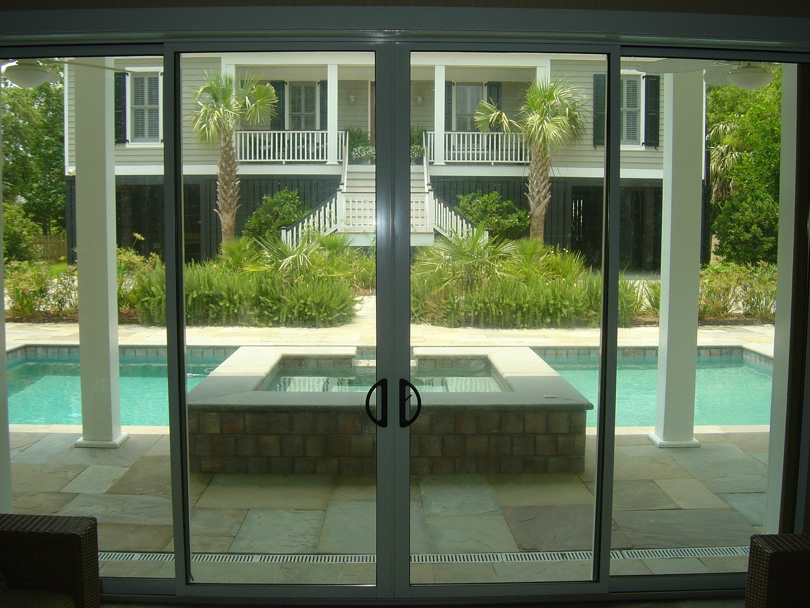 Dual Track Sliding Glass DoorsDual Track Sliding Glass Doors