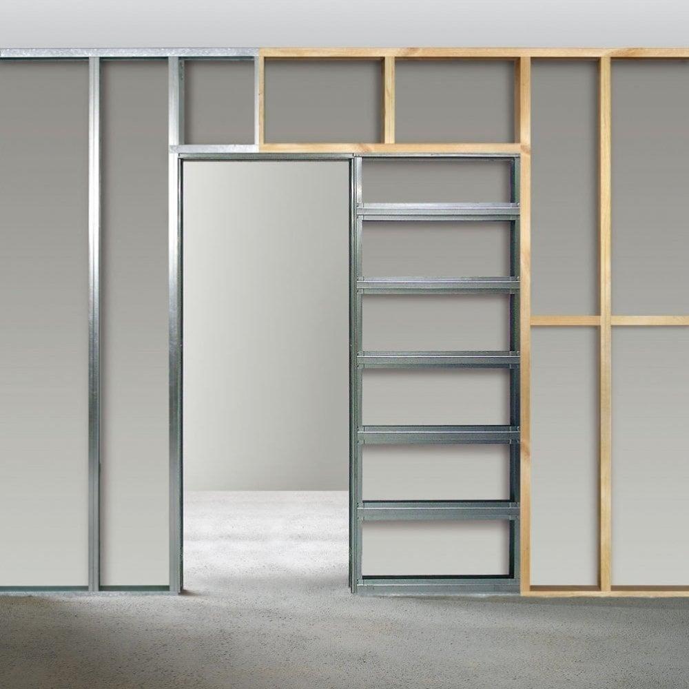 Eclisse Sliding Pocket Door Systemeclisse sliding single cavity door system leader doors