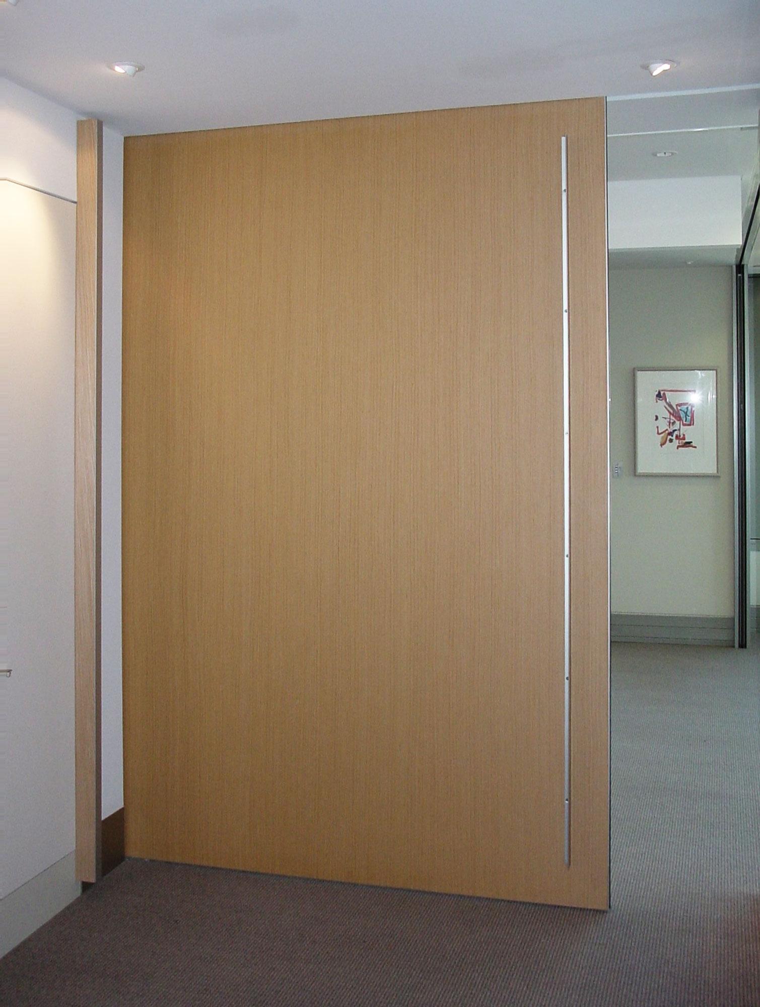 Floor To Ceiling Cavity Sliding Doors