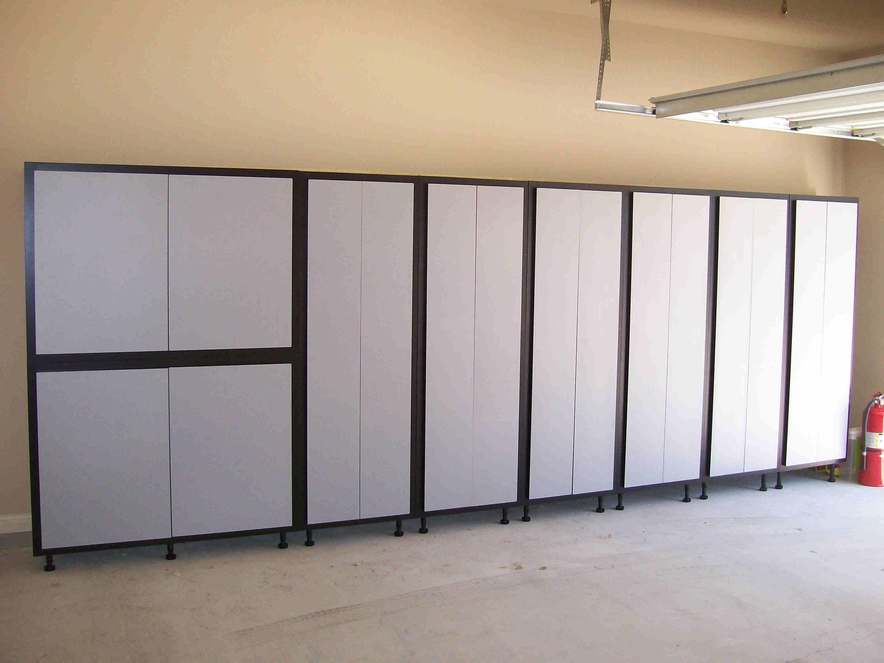 and attittude cabinets garage accessories bins racks wall attitude bin storage ceiling