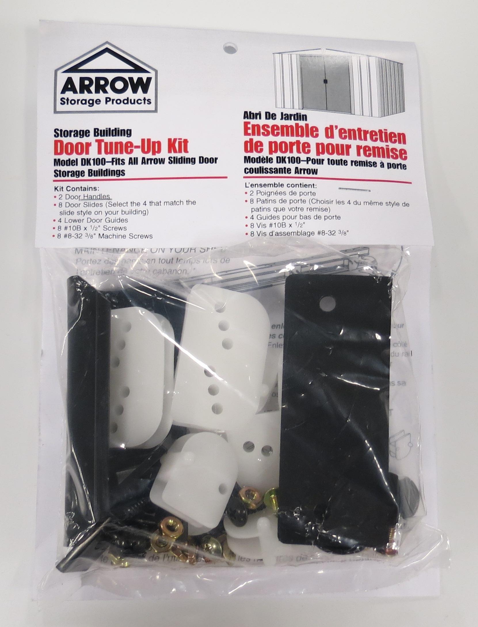 Garden Shed Sliding Door Glidesarrow sheds accessories door tune up kit