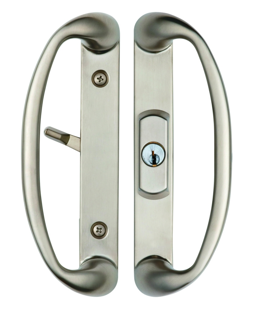 Key Locking Sliding Glass Door HandleKey Locking Sliding Glass Door Handle