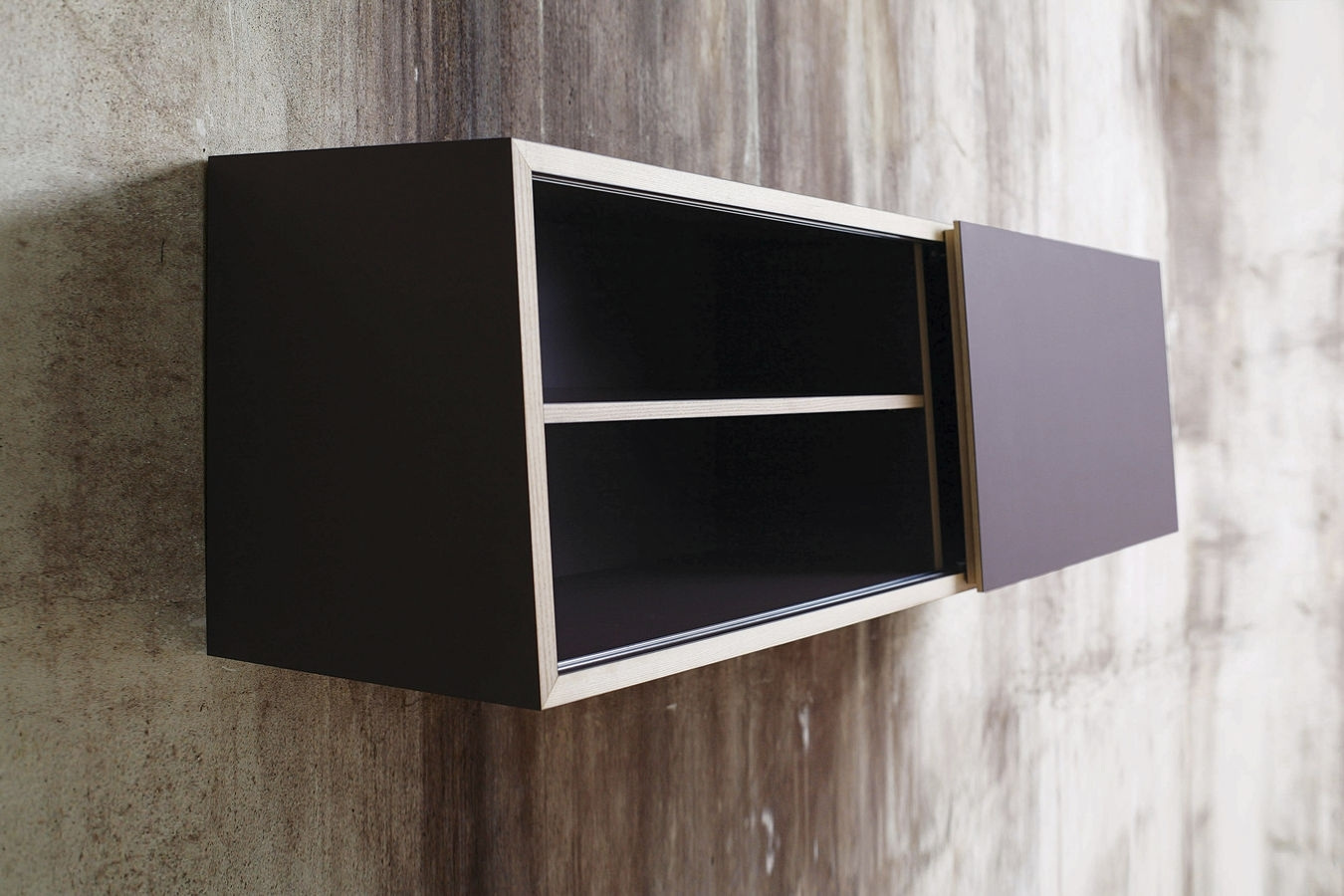 Kitchen Wall Cabinet With Sliding Doors1350 X 900