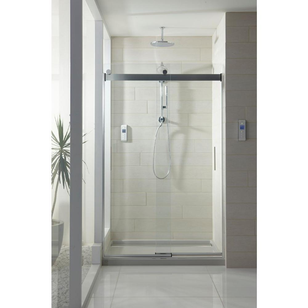 Kohler Levity Frameless Sliding Shower DoorKohler Levity Frameless Sliding Shower Door