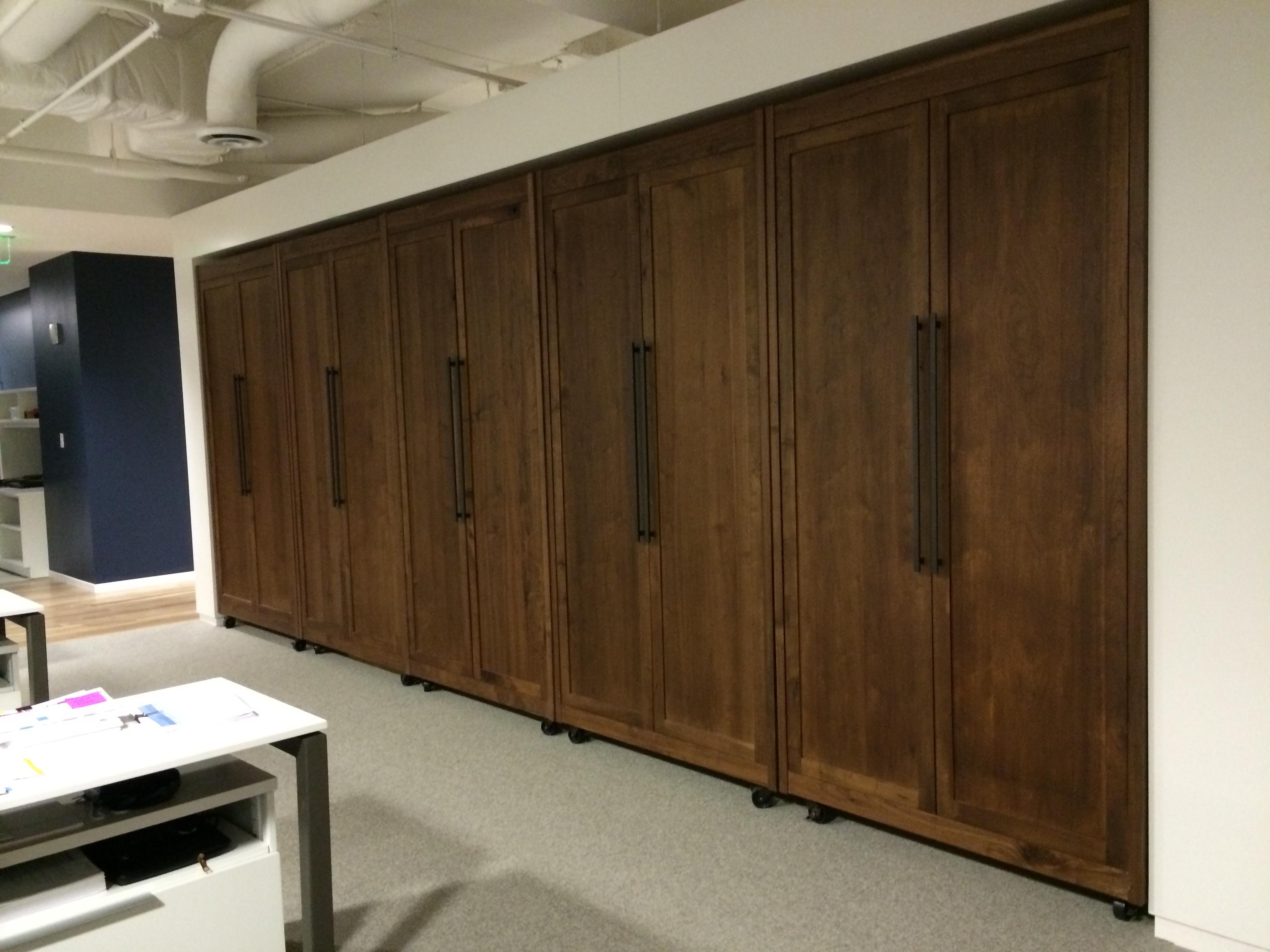 Large Wood Sliding Doors3264 X 2448
