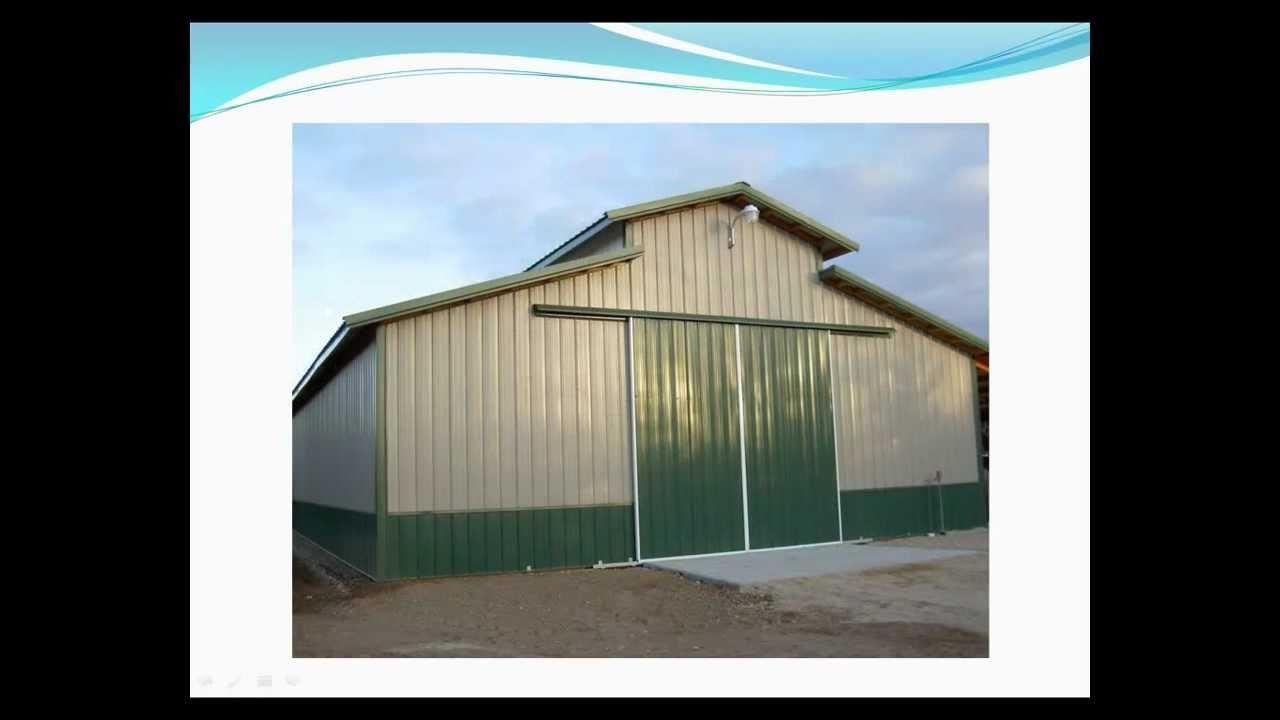 Metal Sliding Pole Barn Doorssteel sliding doors barn doors agricultural sliding doors