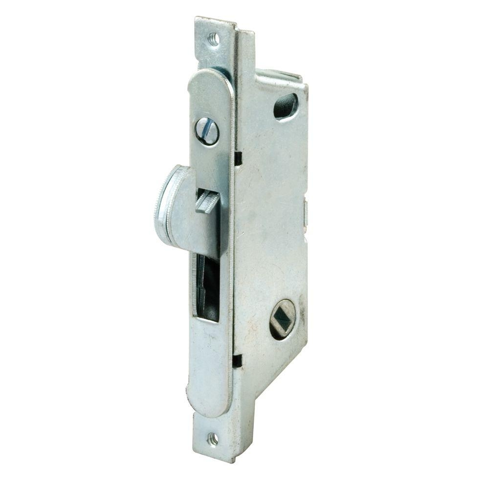 Steel Sliding Glass Door Mortise Latch With Rounded Edge
