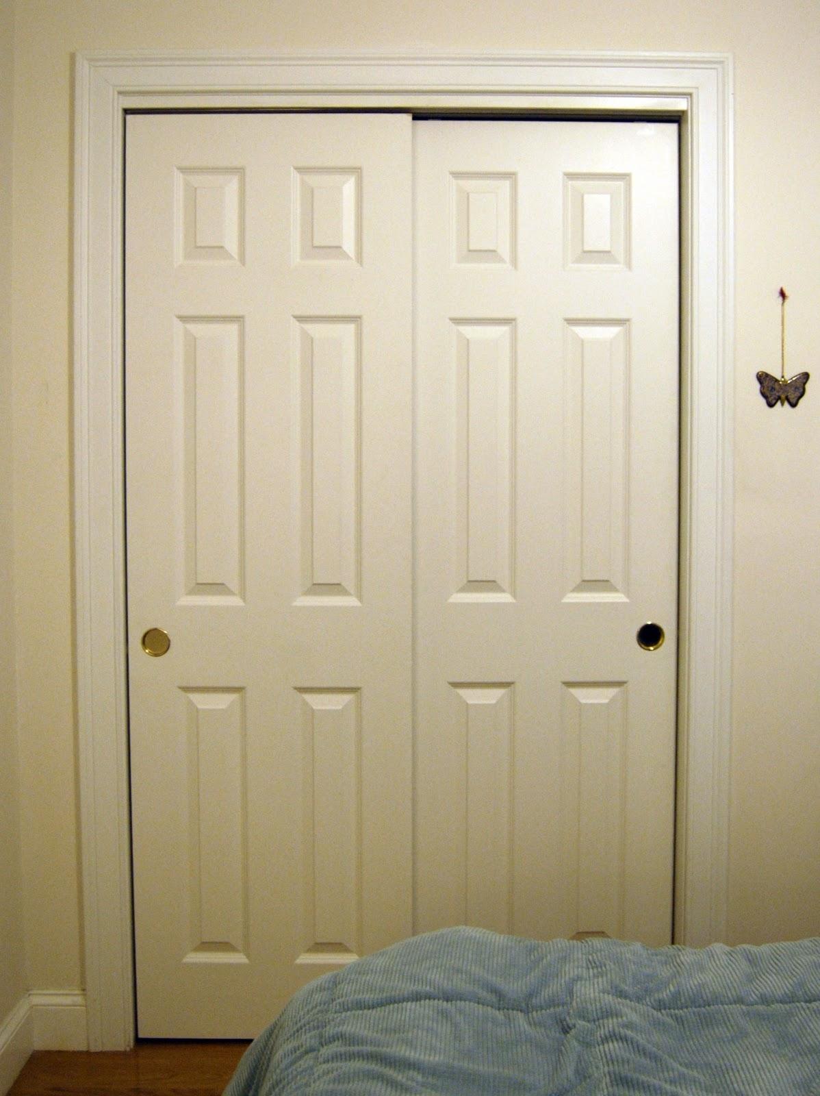Organize Closet With Sliding Doors