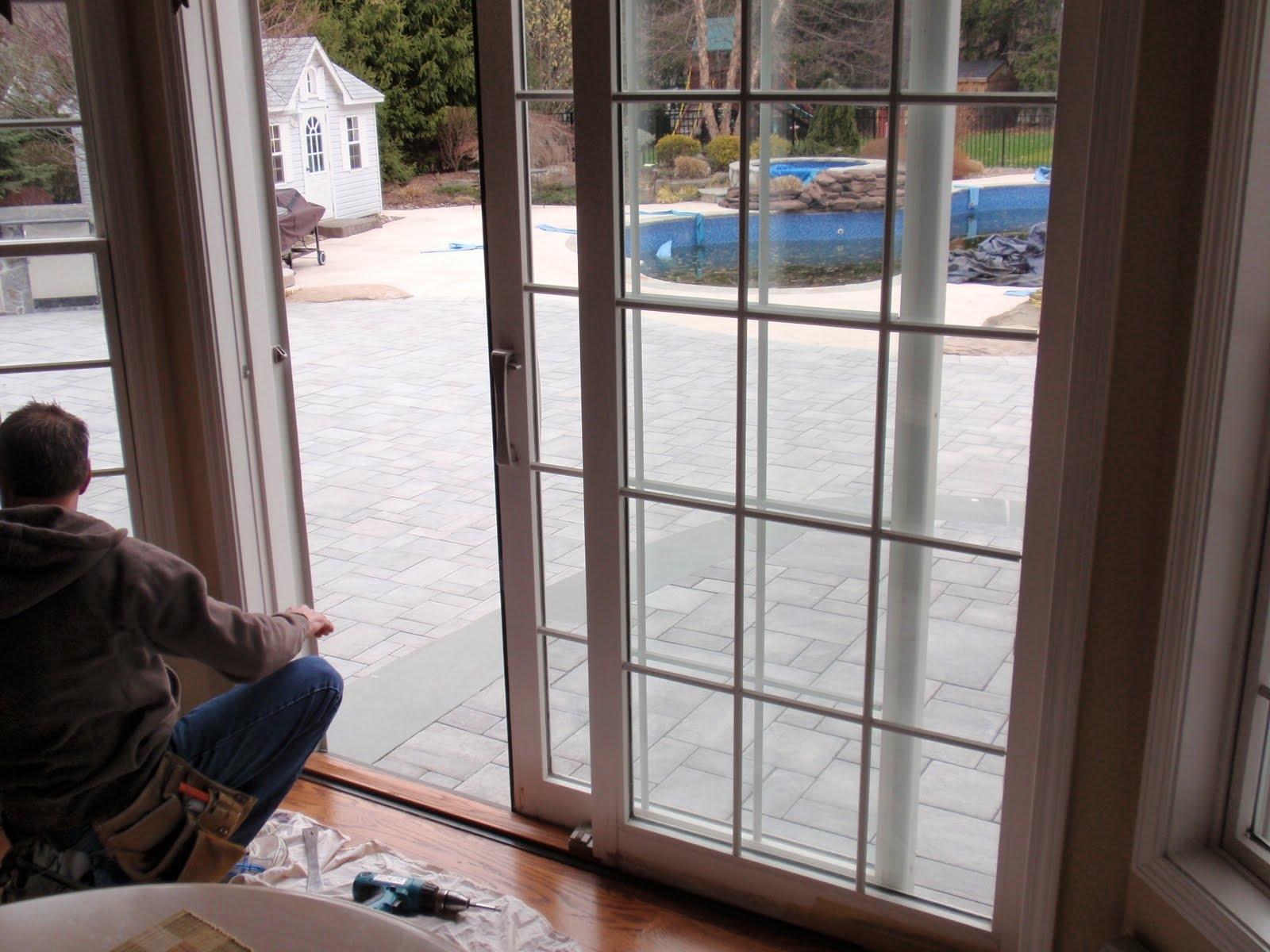 Pella Sliding Glass Door KeeperPella Sliding Glass Door Keeper