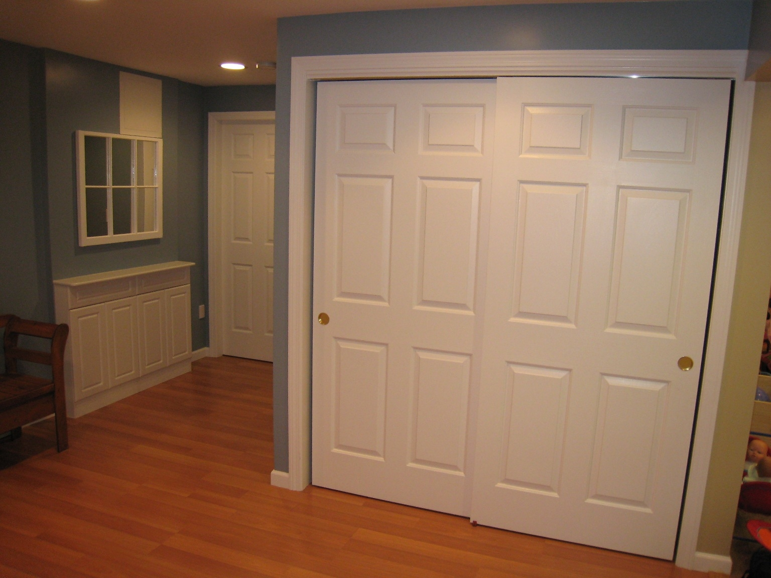 Pictures Of Sliding Closet Doors