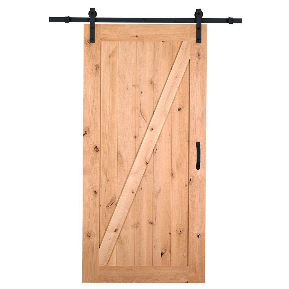 Sliding Barn Doors Home Interior