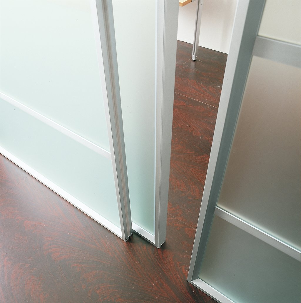 Sliding Closet Door No Bottom Track Sliding Doors