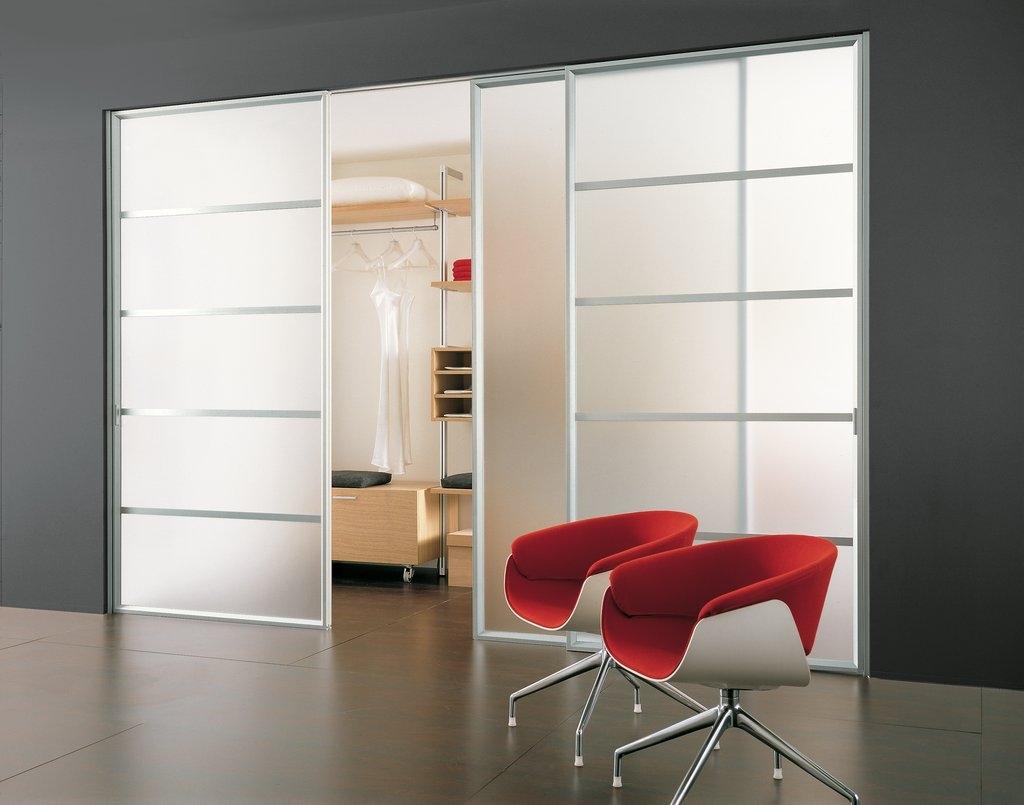 Sliding Closet Doors With Glass Panels1024 X 805