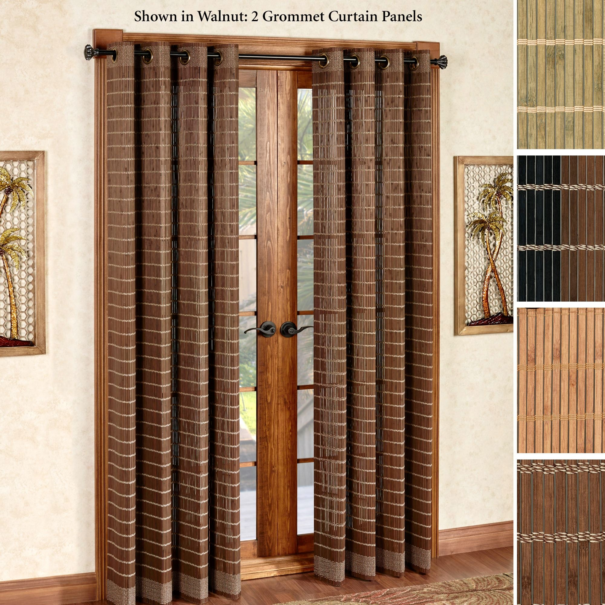 Sliding Door Curtains Insulated2000 X 2000