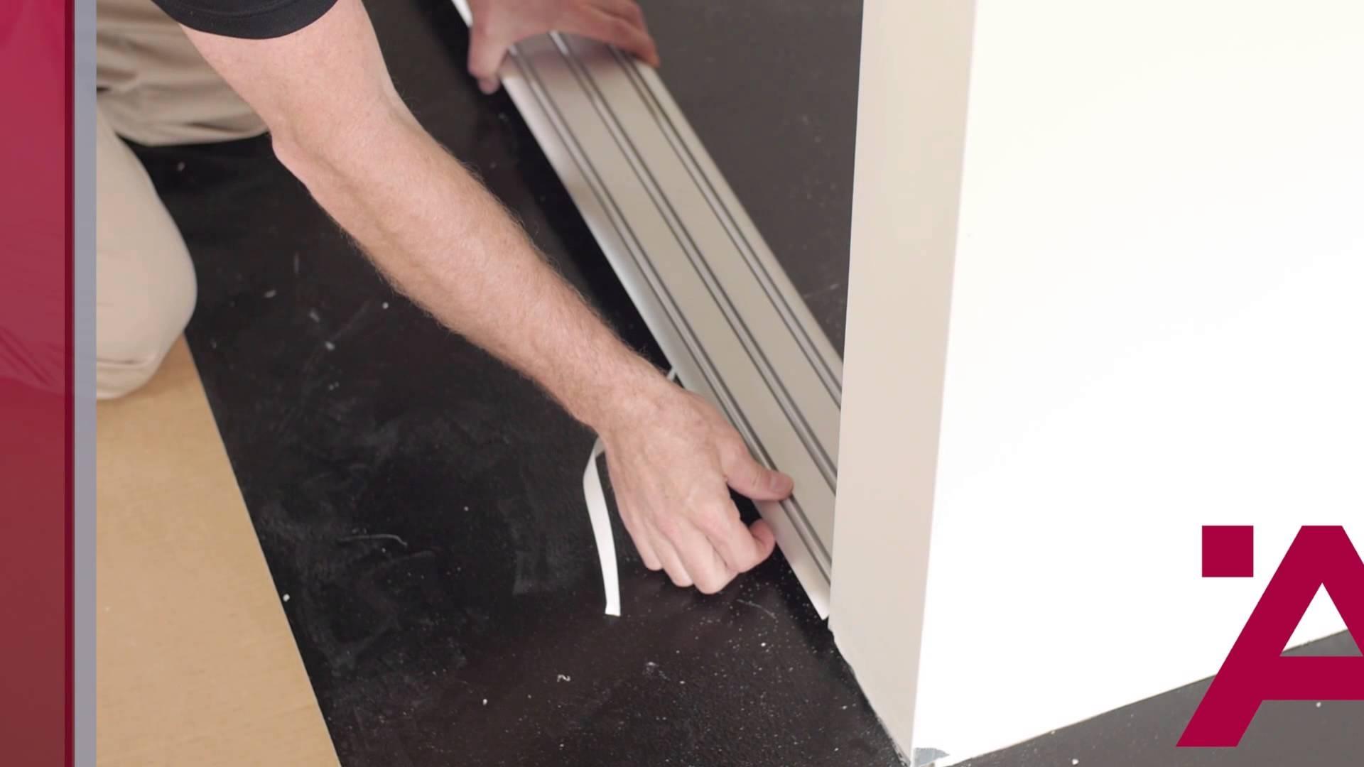 Sliding Door Floor Track Guide