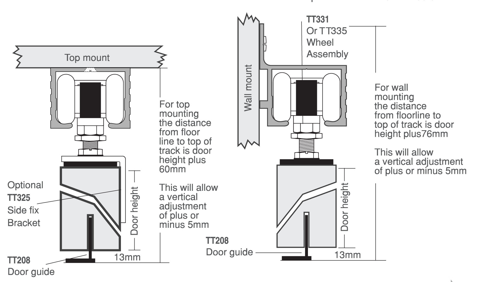 Sliding Door Floor Track Systemsliding door railing system i45 for coolest home design wallpaper