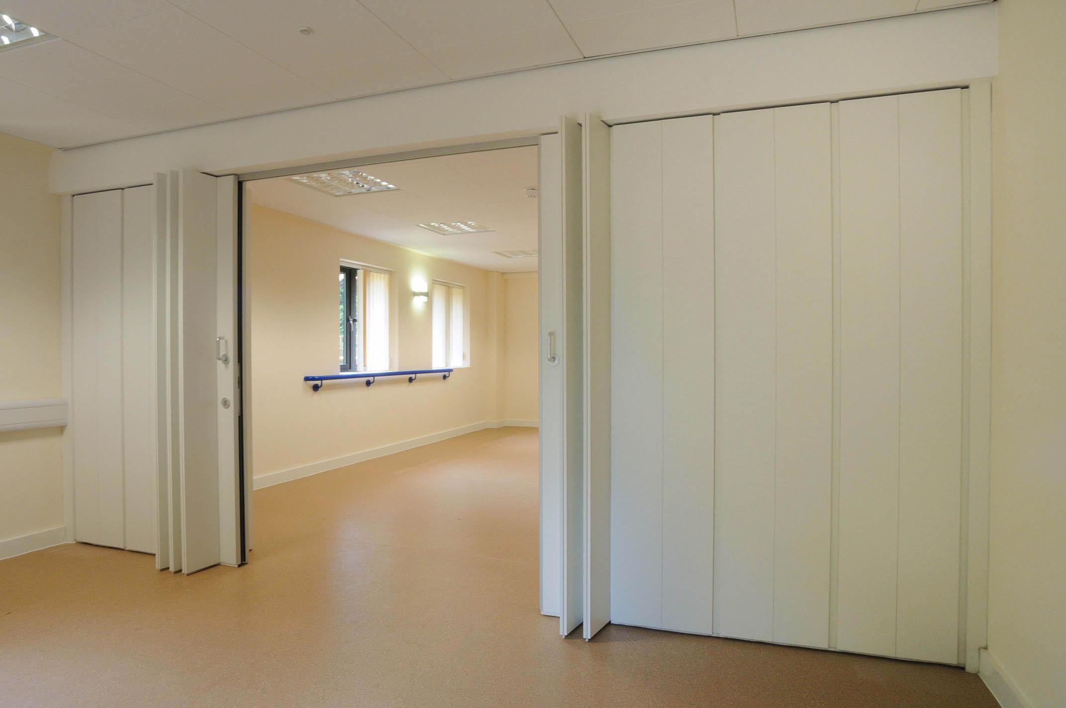 Sliding Door Room Divider Ideas