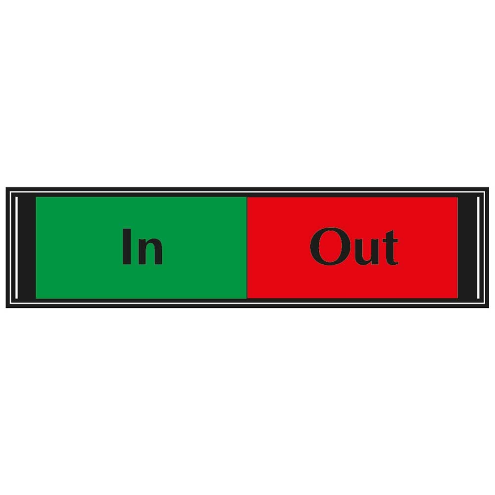 Sliding Door Signs For Offices