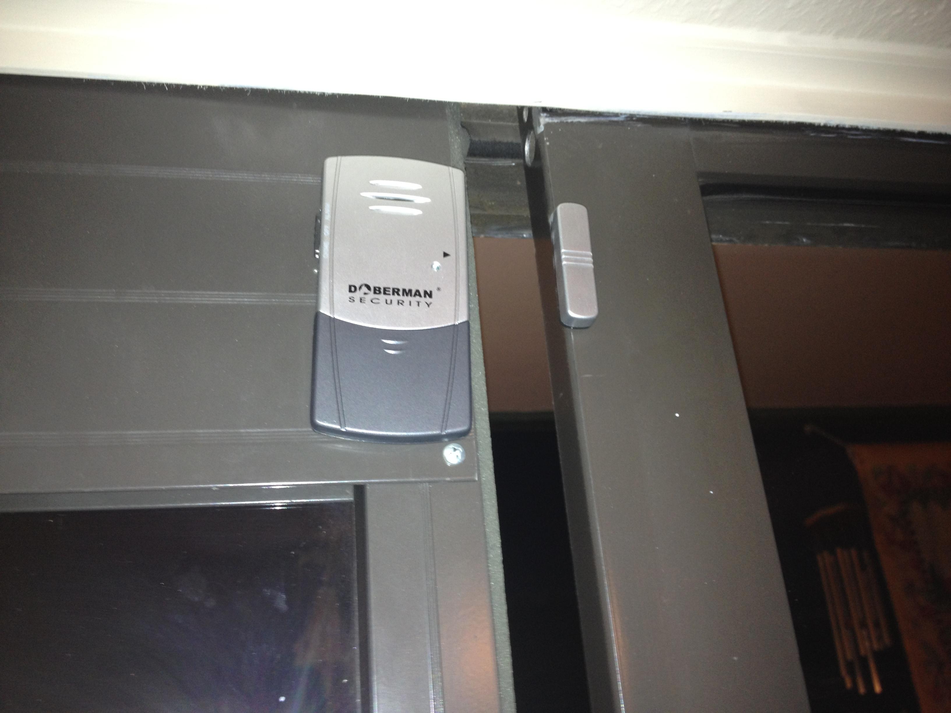 Sliding Glass Door Alarmsdoor sliding glass door alarm dubsquad