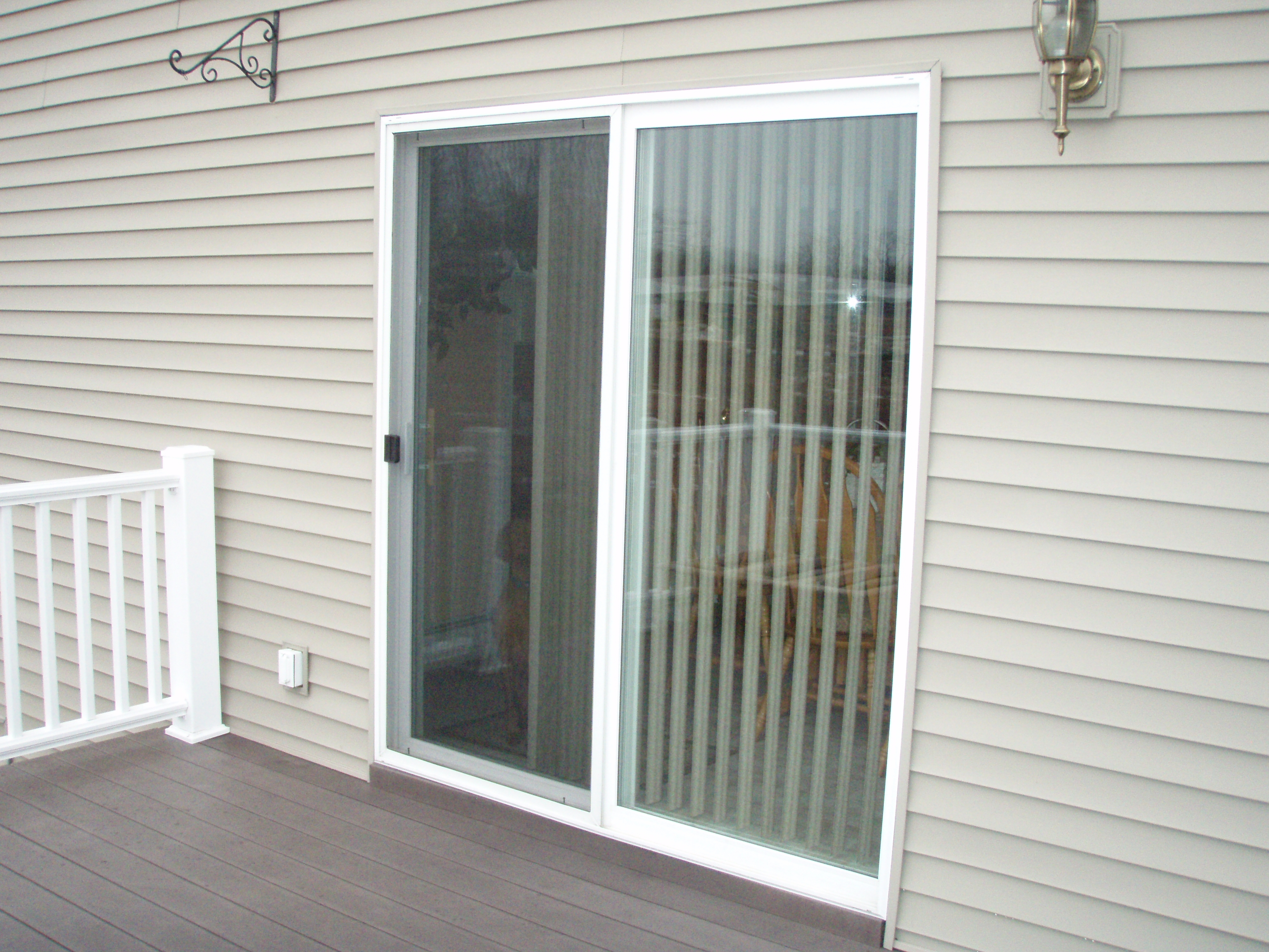 Sliding Glass Door Entry Locka reinforced lock on your patio door can protect your home from