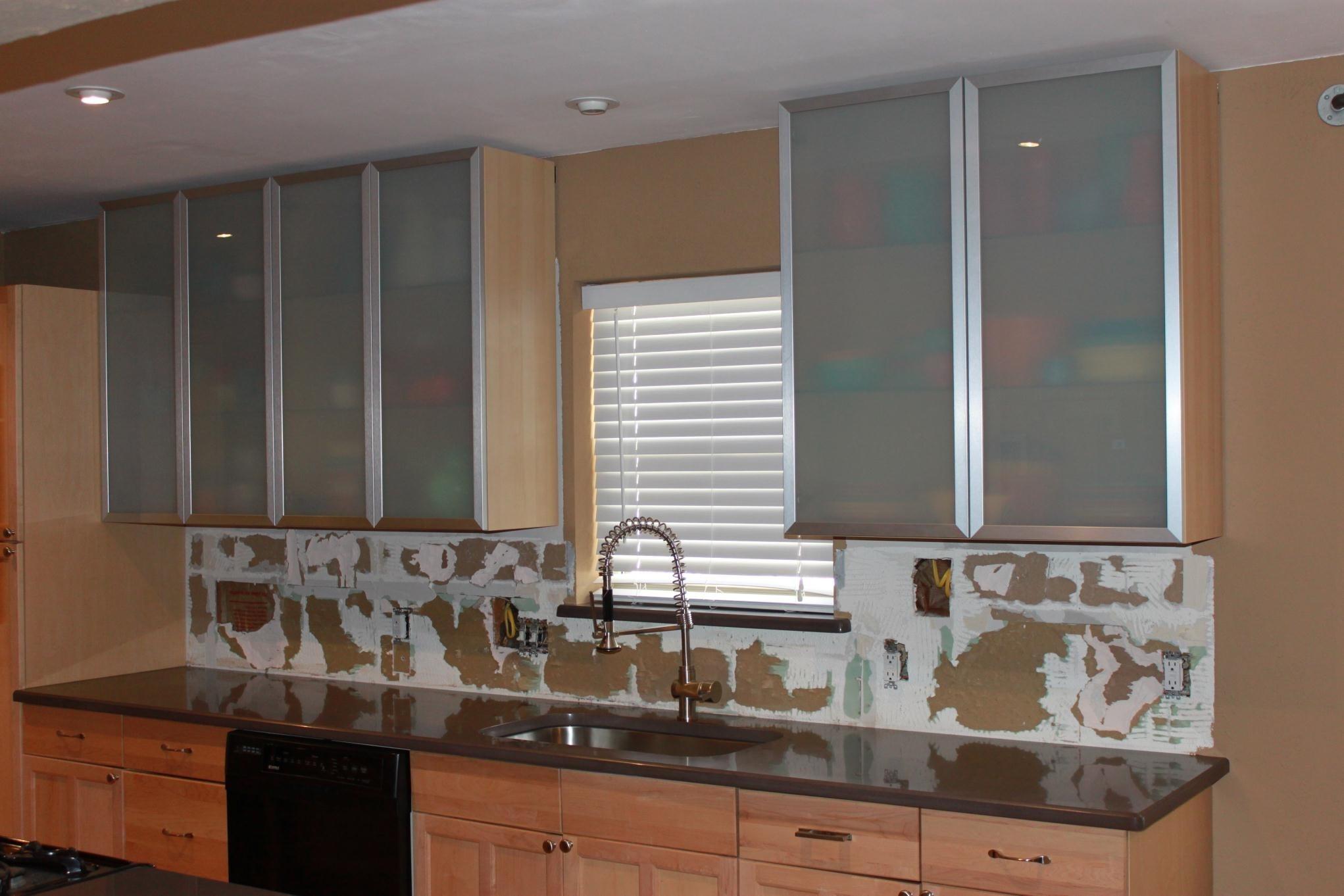 Sliding Glass Door Kitchen Cabinetskitchen wallpaper high definition glass kitchen cabinet doors