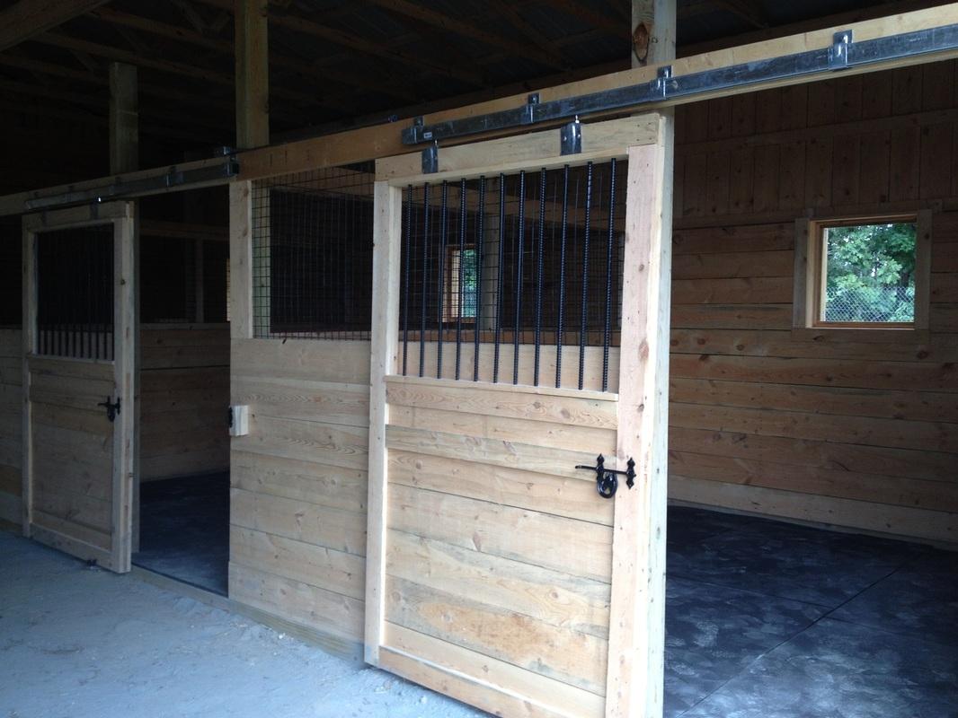Sliding Horse Stall Door PlansSliding Horse Stall Door Plans