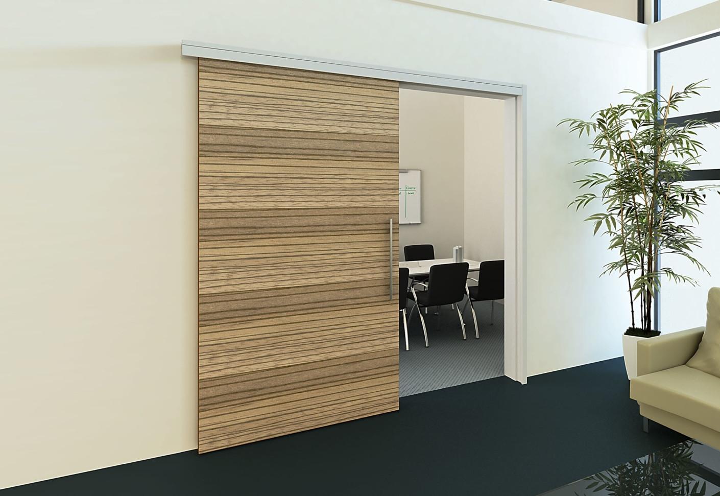 Soundproof Interior Sliding Doors1410 X 971