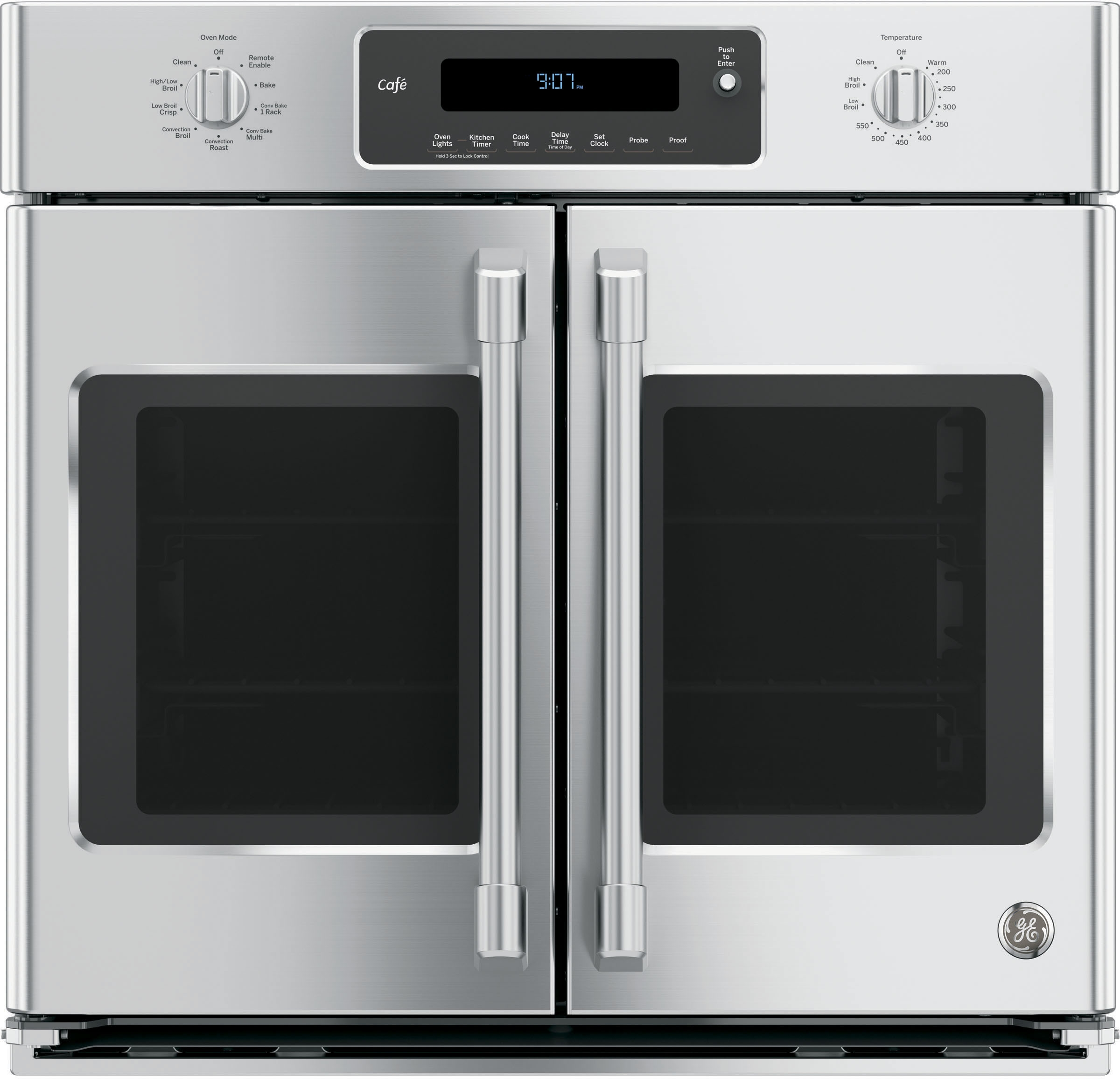 Wall Oven With Slide Under Doorsingle Wall Ovens Aj Madison Wall Ovens