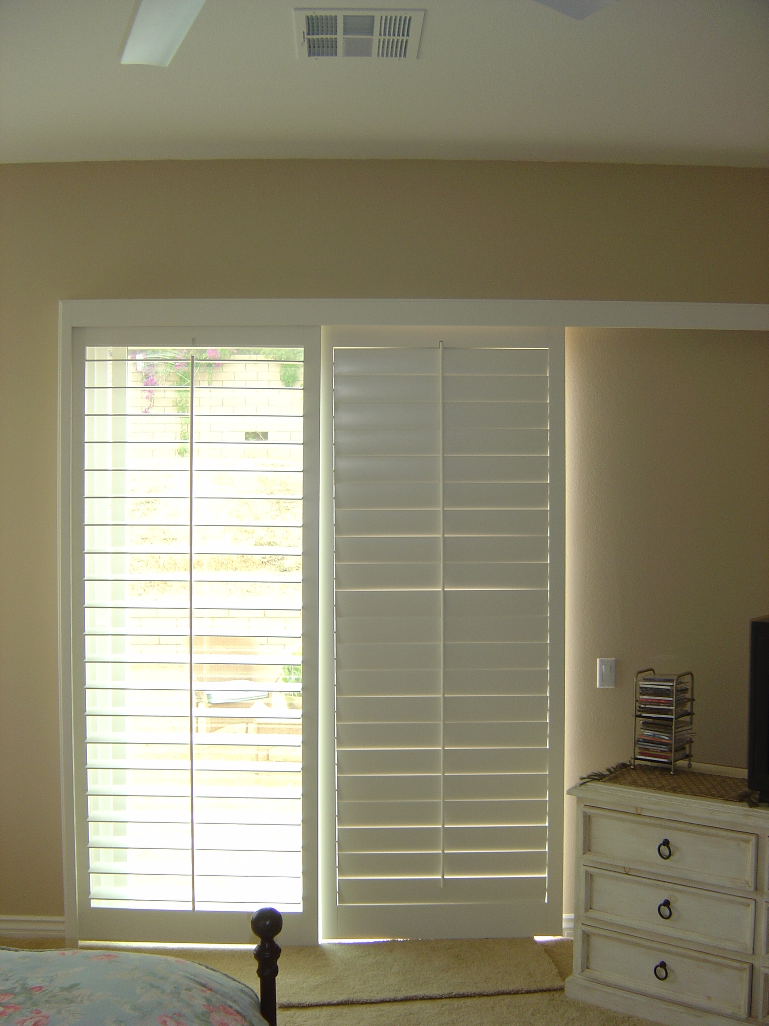 Window Covering Options For Sliding Doors