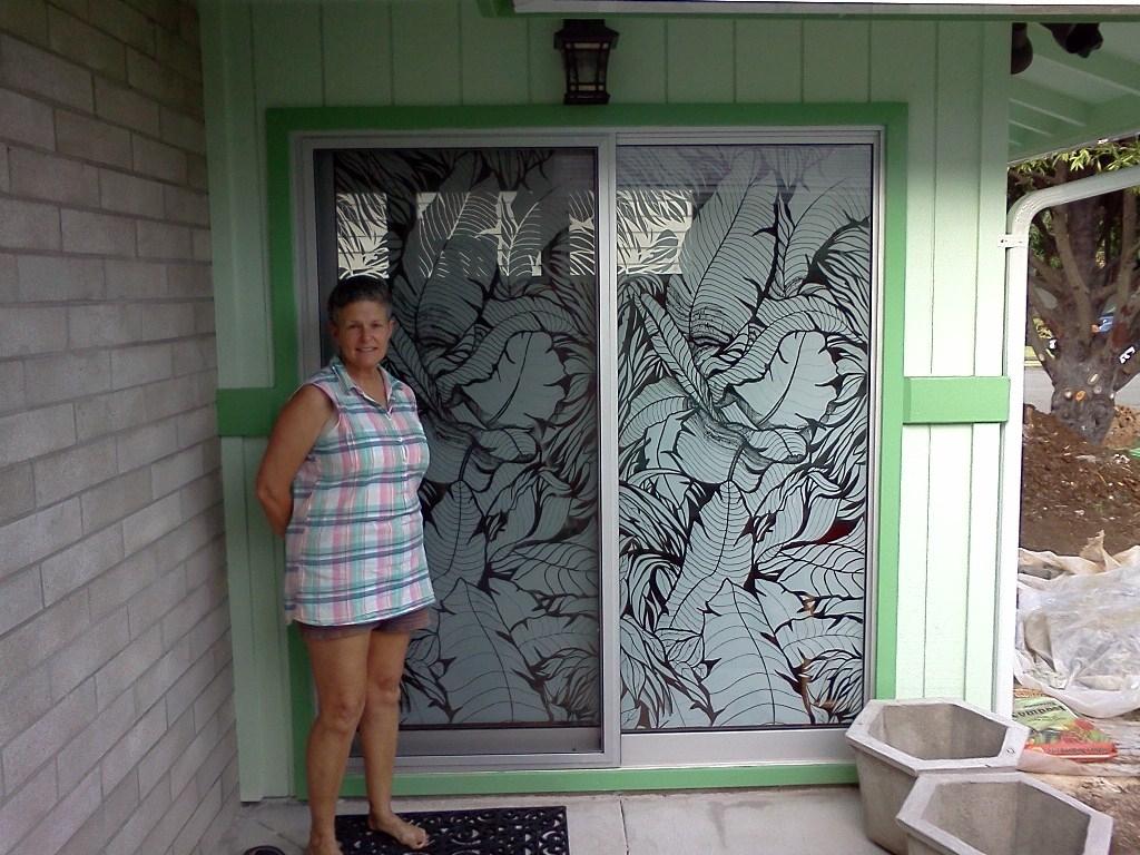 Window Decals For Sliding Glass Doors Sliding Doors