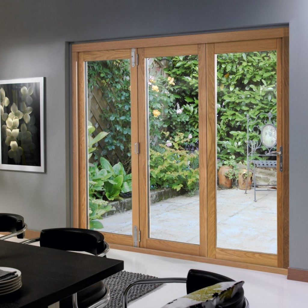 3 Panel Sliding Glass Door Revit