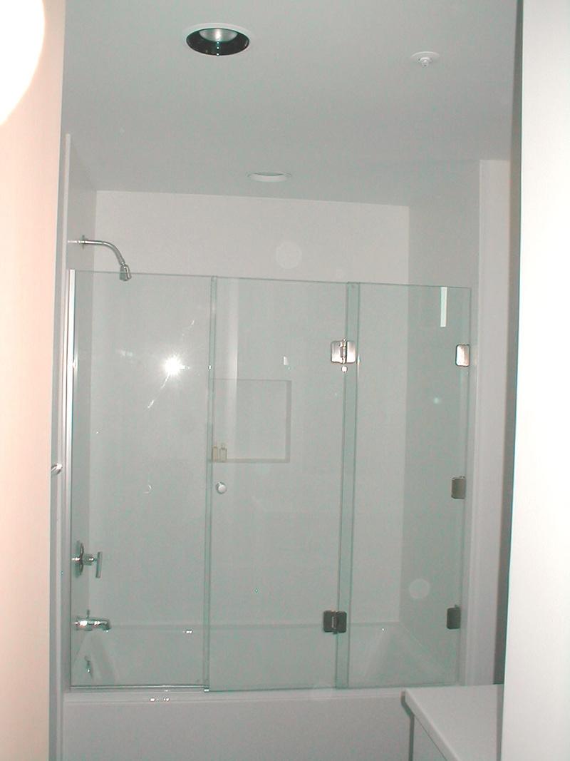 3 Panel Sliding Glass Shower Doorscohaco building specialties shower doors enclosures