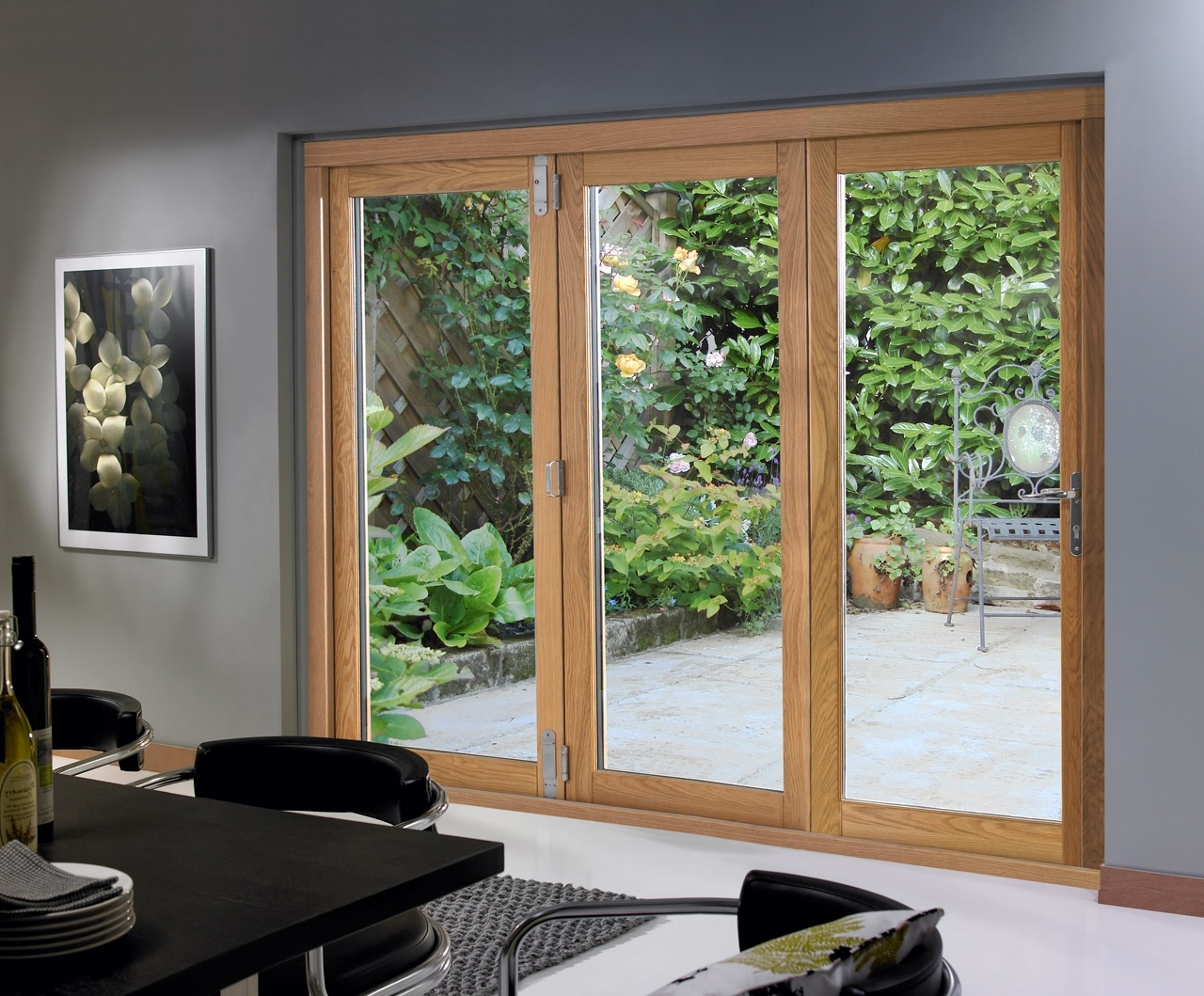 5 Foot Sliding Glass Patio Door1280 X 1059