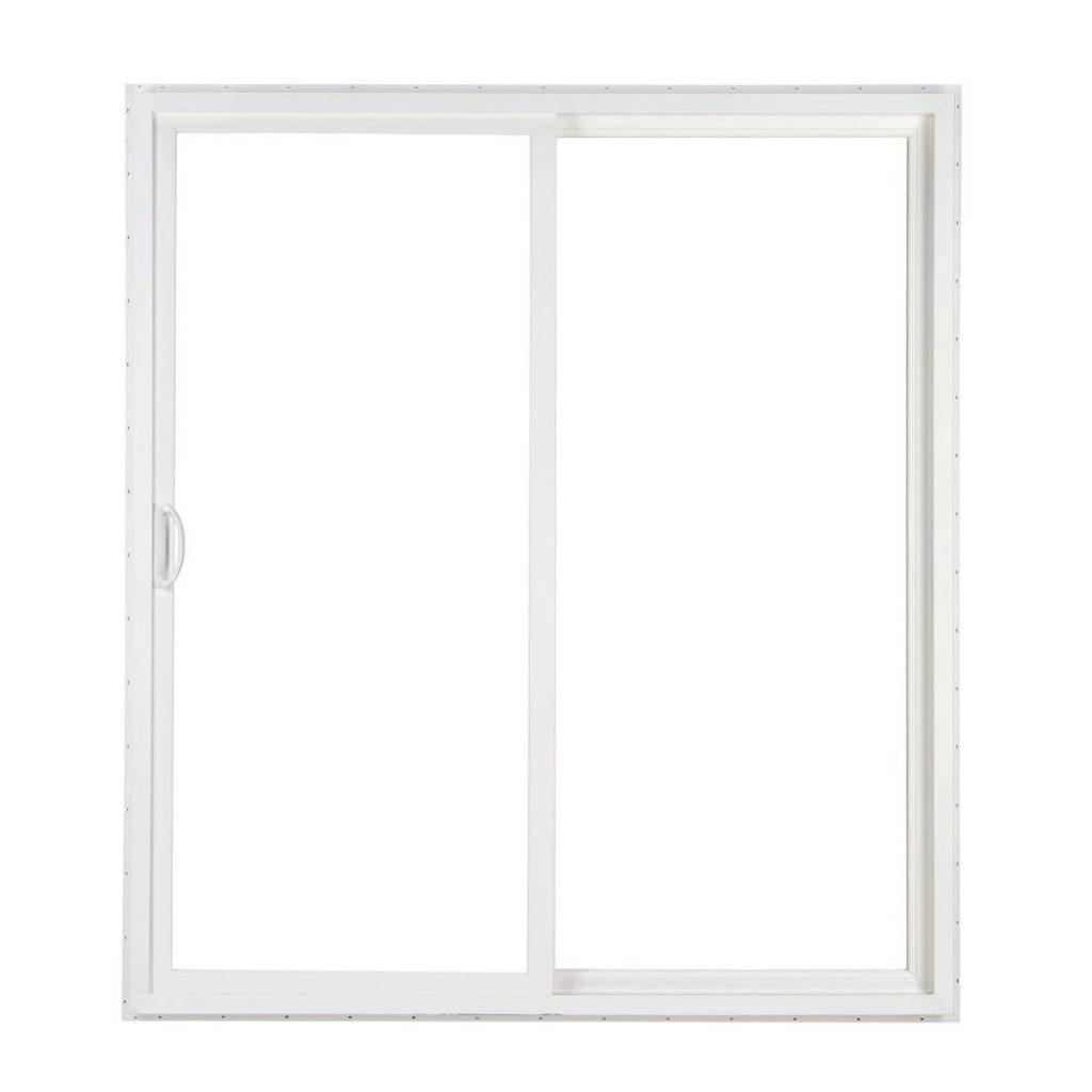 96 X 80 Sliding Glass Doorsimonton 60 in x 80 in 2 panel contemporary vinyl sliding patio