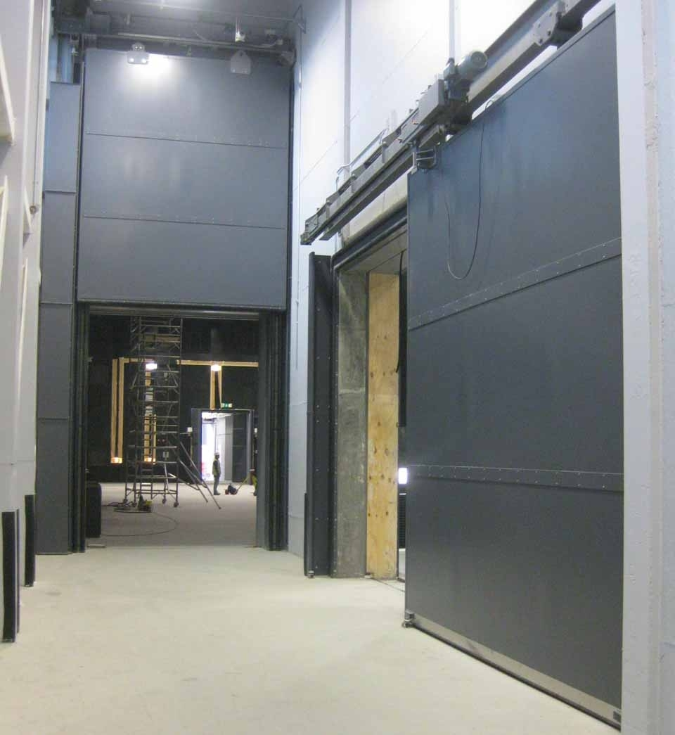 Acoustic Sliding Doors ProductsAcoustic Sliding Doors Products