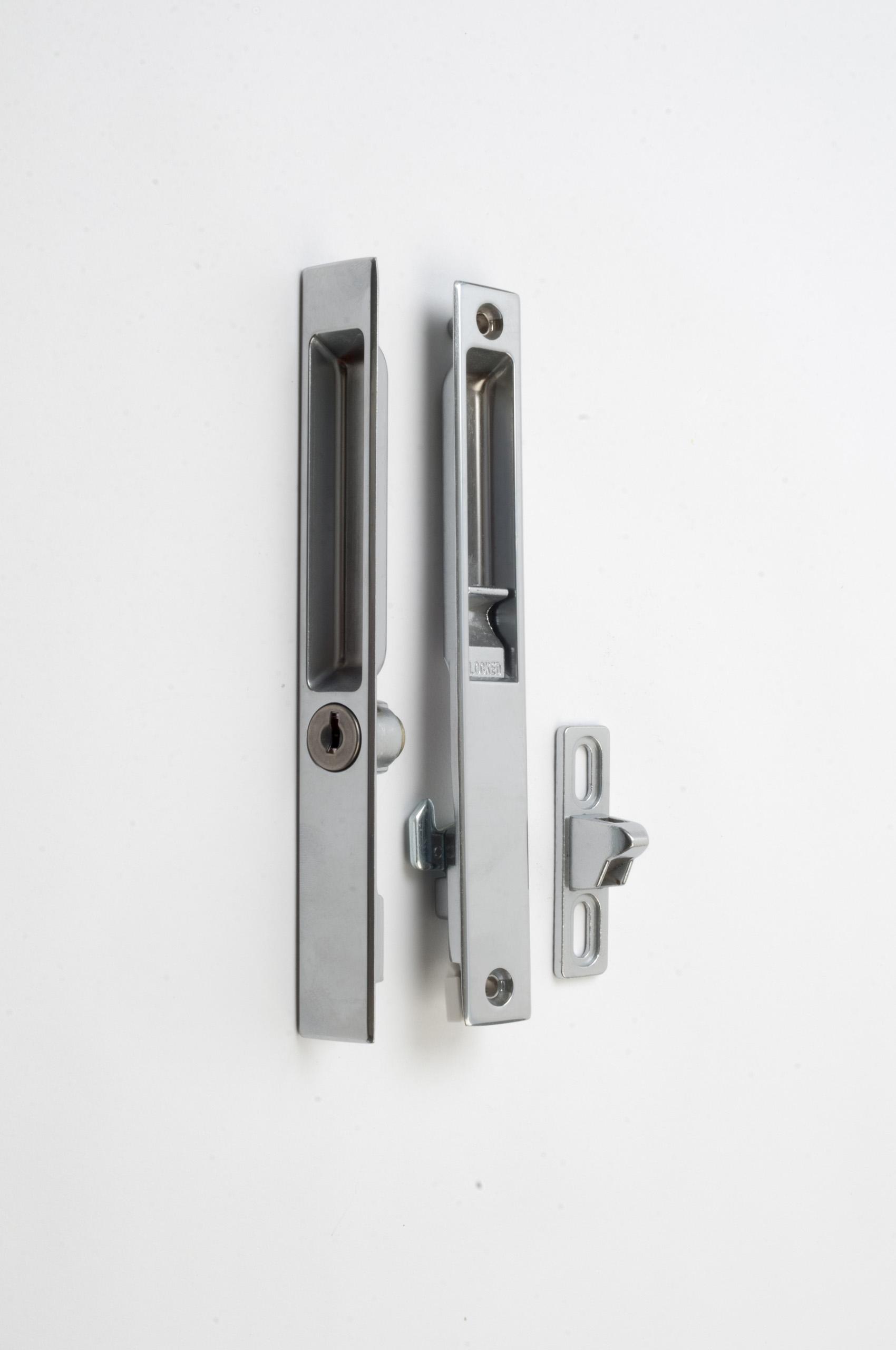 Aluminium Sliding Door Lock With Keysliding patio door lock and handle silver kd supplies
