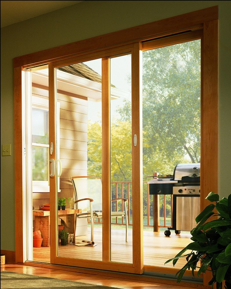 Andersen 200 series narroline sliding door sliding doors for Andersen folding patio doors