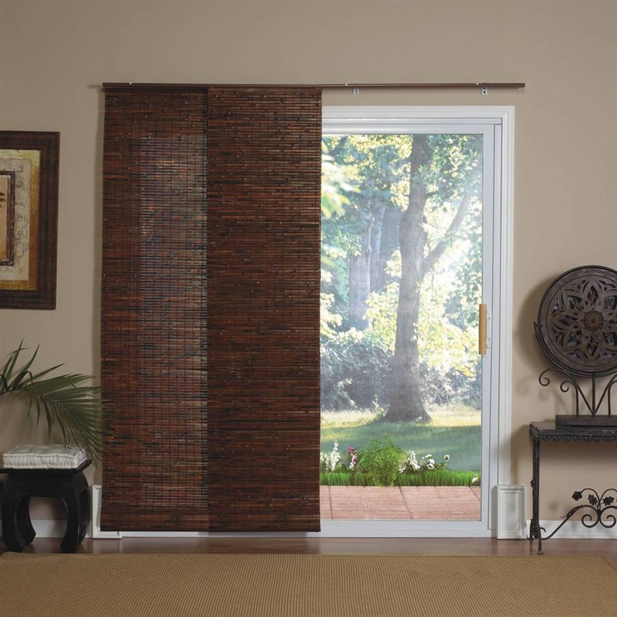 Bamboo Window Shades For Sliding Glass DoorsBamboo Window Shades For Sliding Glass Doors