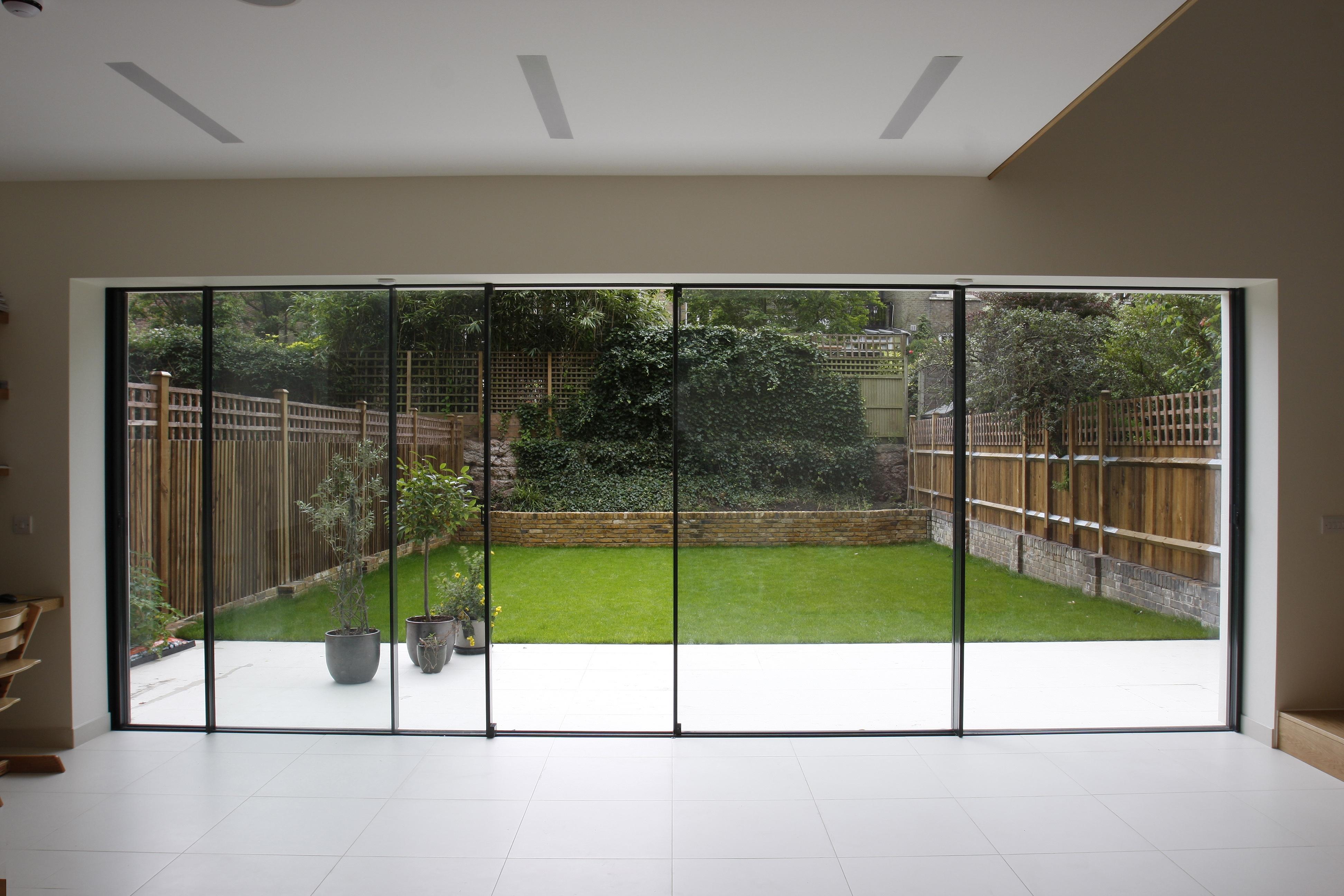 Bi Fold Sliding Glass Doors