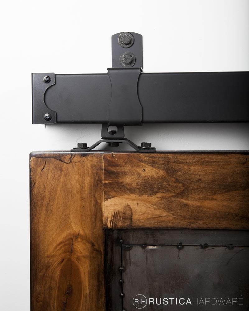 Box Track Sliding Barn Door Hardware800 X 1000